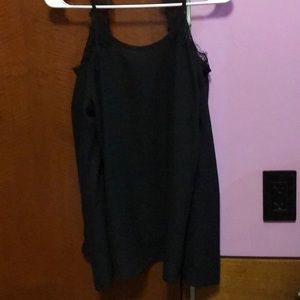 Tobi black blouse